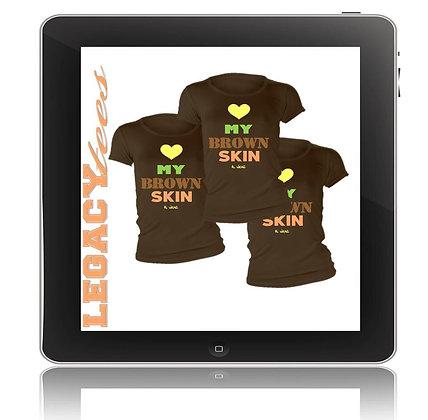 I love My Brown Skin.. Denise Mungin