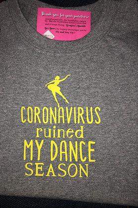 Coronavirus Ruined Dance