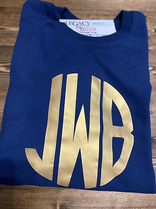 Adult Monogram Sweatshirt