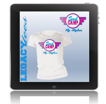 Soul Camp Tees for Sister Summit