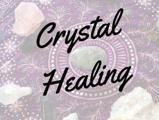 An Intro to Crystal Healing