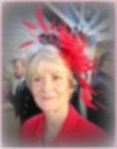 Image of milliner Carol Anne Smith