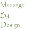 Massage by Design