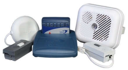 Silent Alert SA3000 Paging System Pack 5