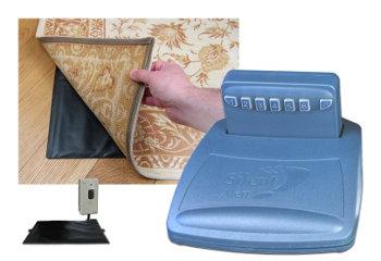 SA3000 Care Call Pack 5 - Pressure Pad Monitor Sys