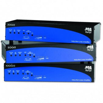 Signet PDA Induction Loop Amplifiers