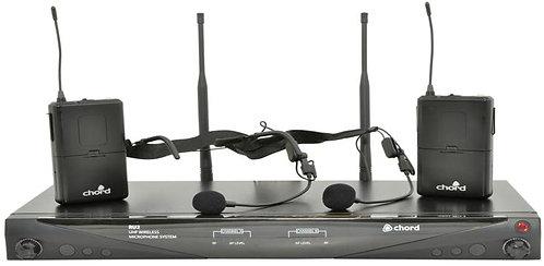 Induction Loop System & Twin Radio Mic Kit  2