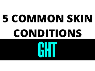 5 Common Skin Conditions and What Lies Beneath