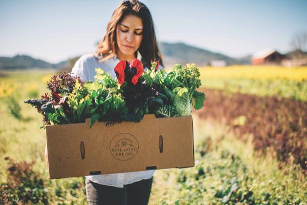Real Good Greens brings farm-fresh produce delivery to Tiburon Peninsula