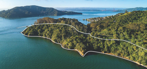 With no takers at $24 million, auction for Tiburon waterfront parcel has no reserve