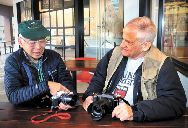 Two longtime photographers to show works at Tiburon Town Hall