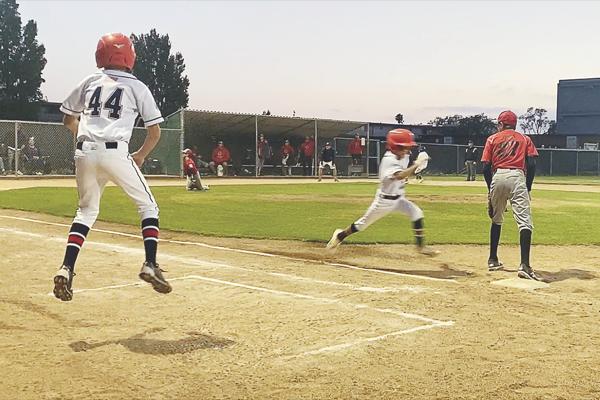 Tiburon Little League's all-star run ends after championship losses to Petaluma