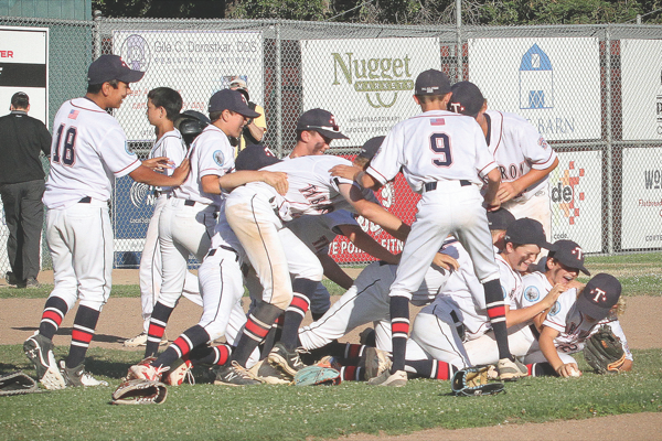 Undefeated Tiburon All-Stars are district champs