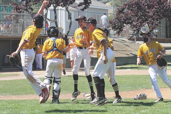 Sports Shout: Pirates win Tiburon Little League Majors title