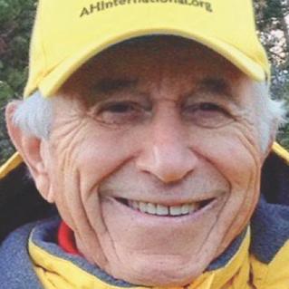 Tiburon psychiatrist Jerry Jampolsky founded Center for Attitudinal Healing
