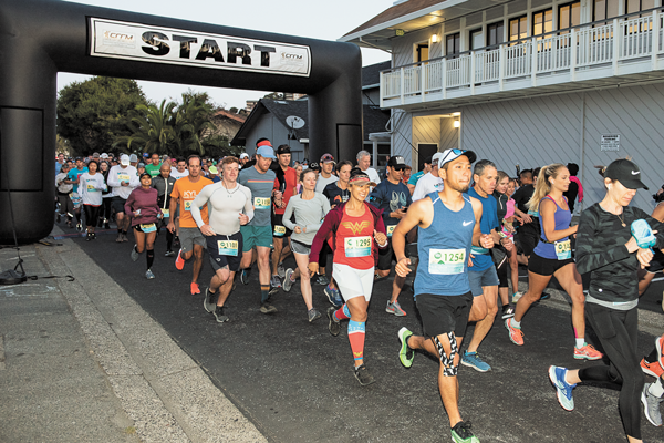 Runners hit downtown for annual Tiburon Half Marathon, 10K and 5K