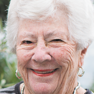Belvedere's Molly Hofmann was citizen emerita and committed community volunteer