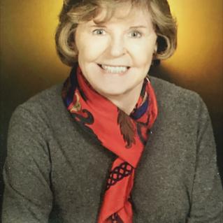 Joan Frances (Mitchell) McFetridge