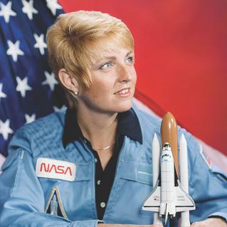 Strawberry's Millie Elizabeth Hughes-Fulford was pioneering astronaut, scientist