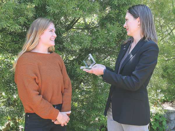 Del Mar teacher, St. Hilary staff earn Rotary's Educator of the Year honors