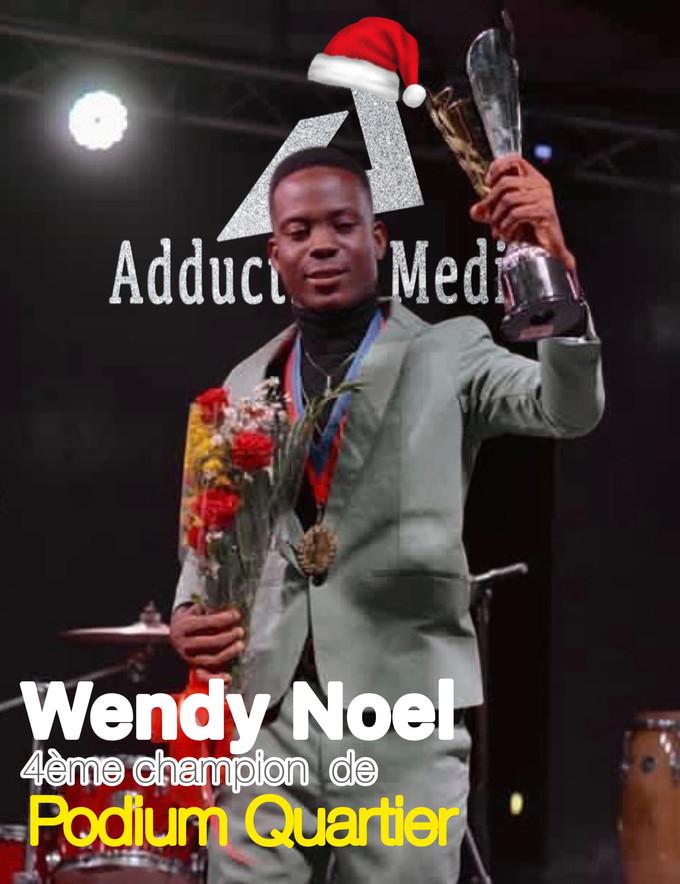 Wendy Noel, le 4e champion de Podium Quartiers
