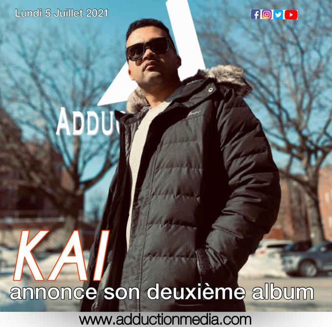 Le groupe Kaï annonce son deuxième album