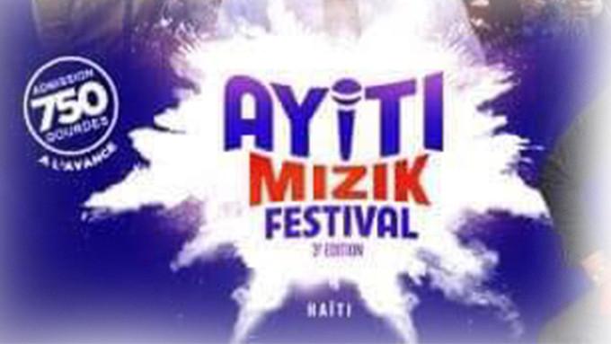La 3e édition de Ayiti Mizik Festival: les dés sont jetés
