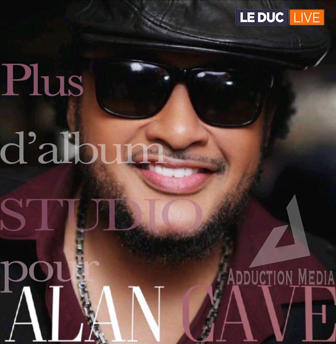 Après une immense carrière, plus d'album de studio pour Alan Cavé