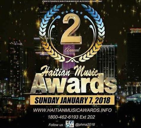 Prestigious Haitian Music Awards : début du processus d'accréditation.