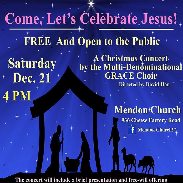 Come, Let's Celebrate Jesus!