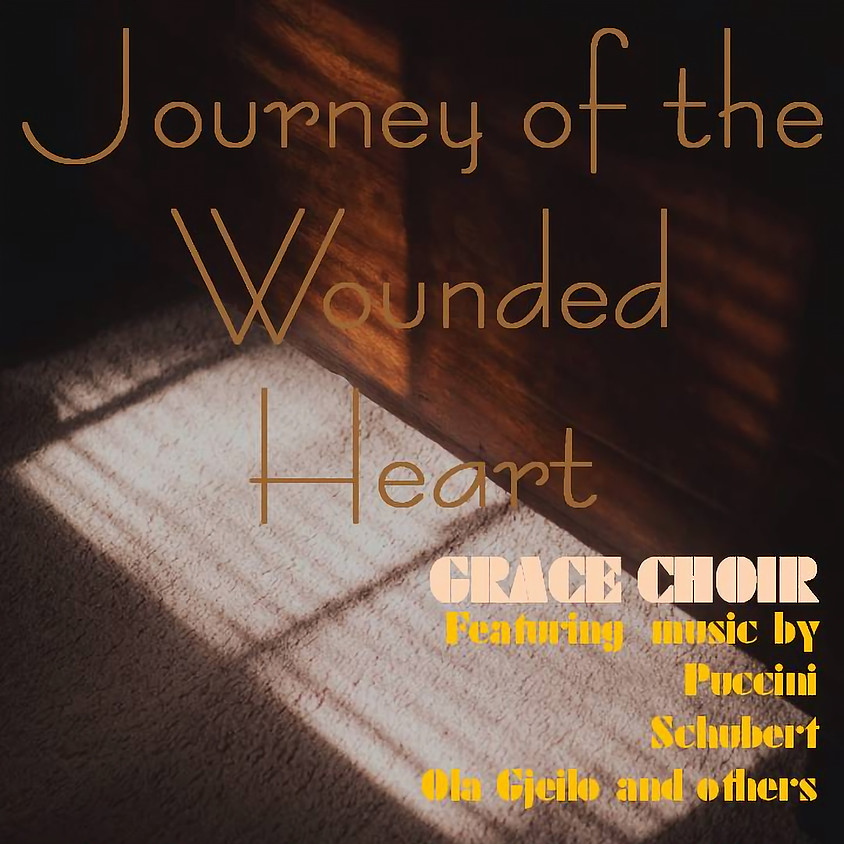 Journey of the Wounded Heart