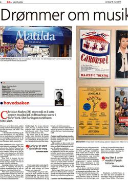Sarpsborg Arbeiderblad (5/18 - 13)