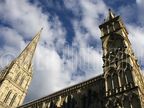 Salisbury Cathedral (2)