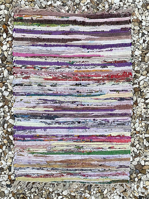 Multi Colour Rag Rug