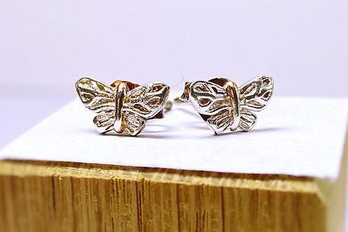 Dainty butterfly Earrings