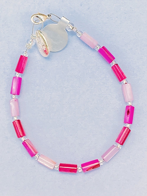 Pink mix Bracelet