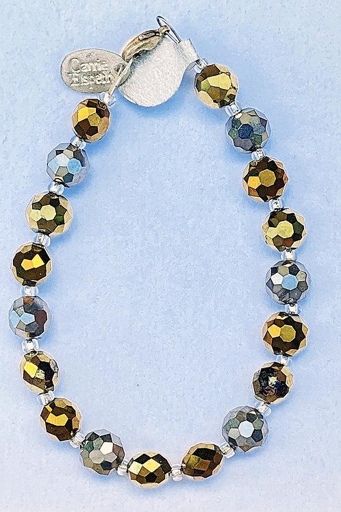 Metallic Bronze Bracelet