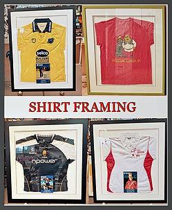 Shirt Framing
