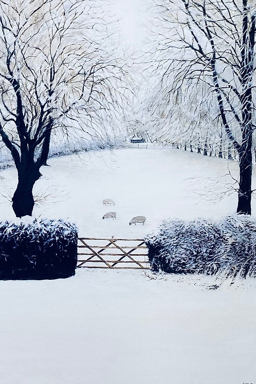 'A Winters Afternoon'
