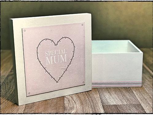 Special Mum Keepsake Box