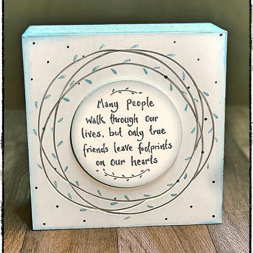Friends Keepsake box