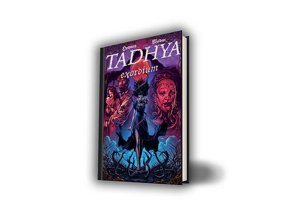 Tadhya Exordium Hardcover Graphic Novel