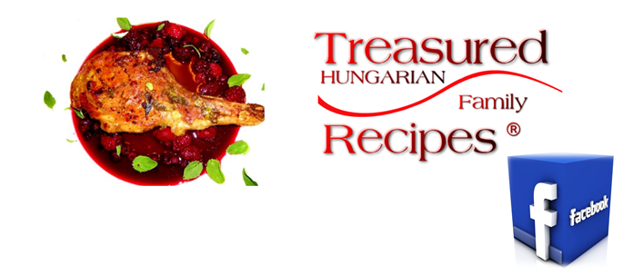 Official Facebook Page (recipes, videos etc.)