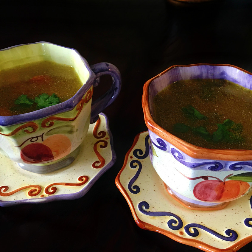 Fall Pork Soup