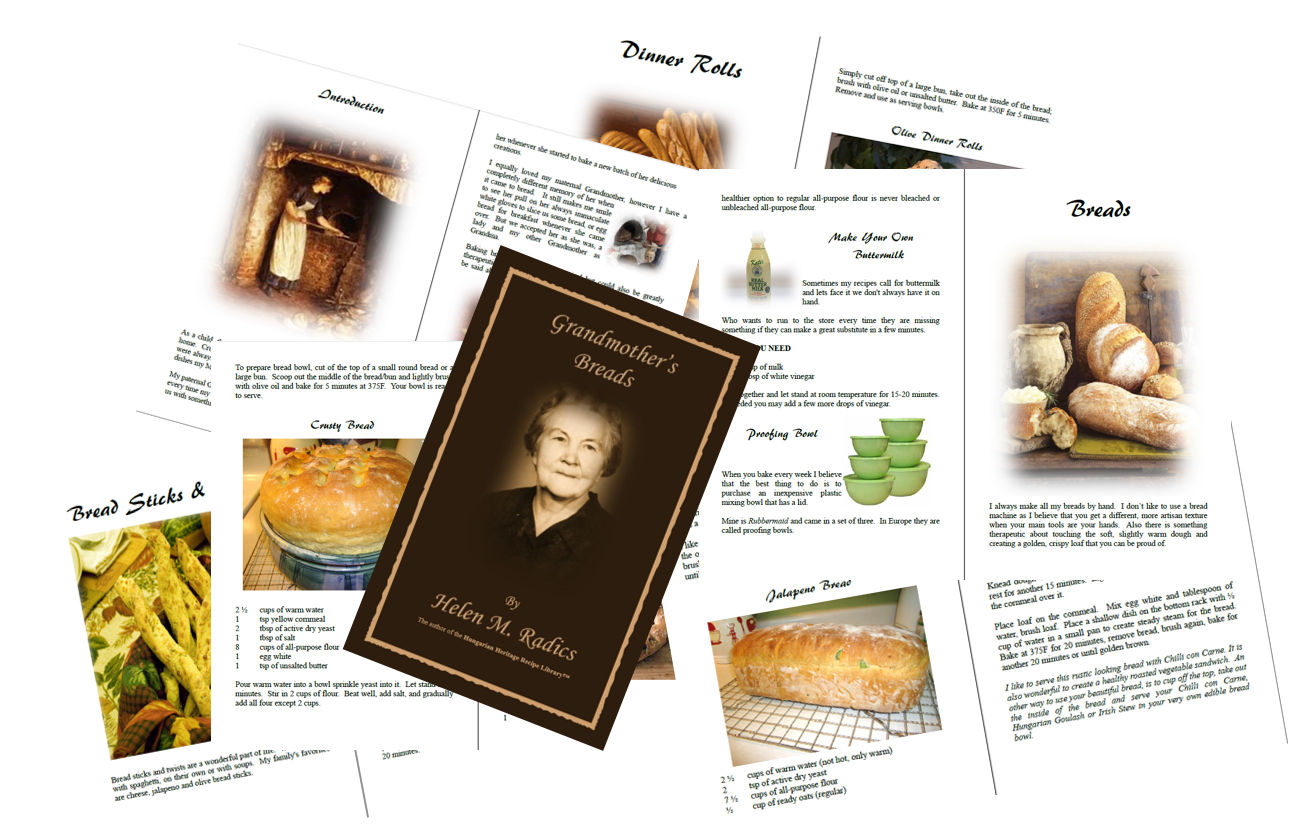 GRANDMOTHERS BREADS OPEN FOR FACEBOOK EBOOK