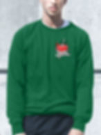 camisola verde