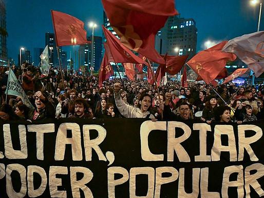 Via Eleitoral ou Greve Geral?      O Fora Bolsonaro entre duas táticas.