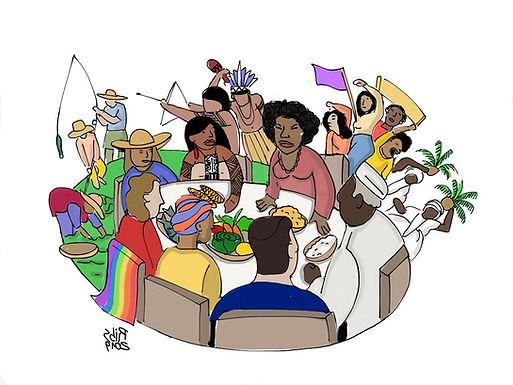 O impacto da hegemonia cultural nos hábitos alimentares: relação de classe, gênero, raça e espécie.