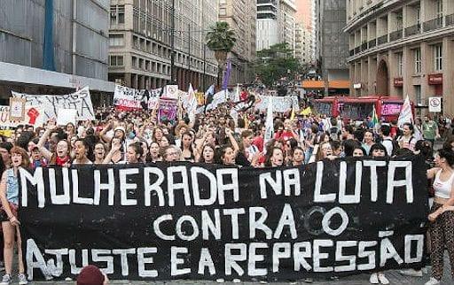 Por um feminismo emancipatório e uma Esquerda Antipatriarcal