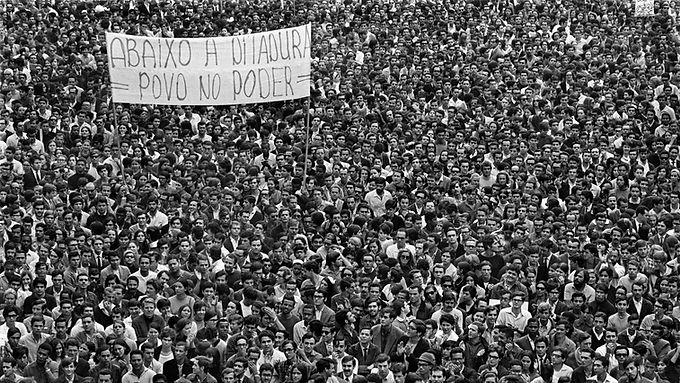Ditadura nunca mais!
